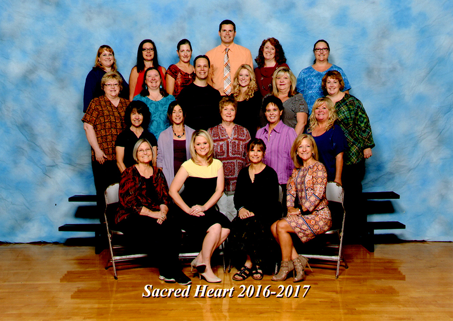 Sacred Heart Catholic School 2016